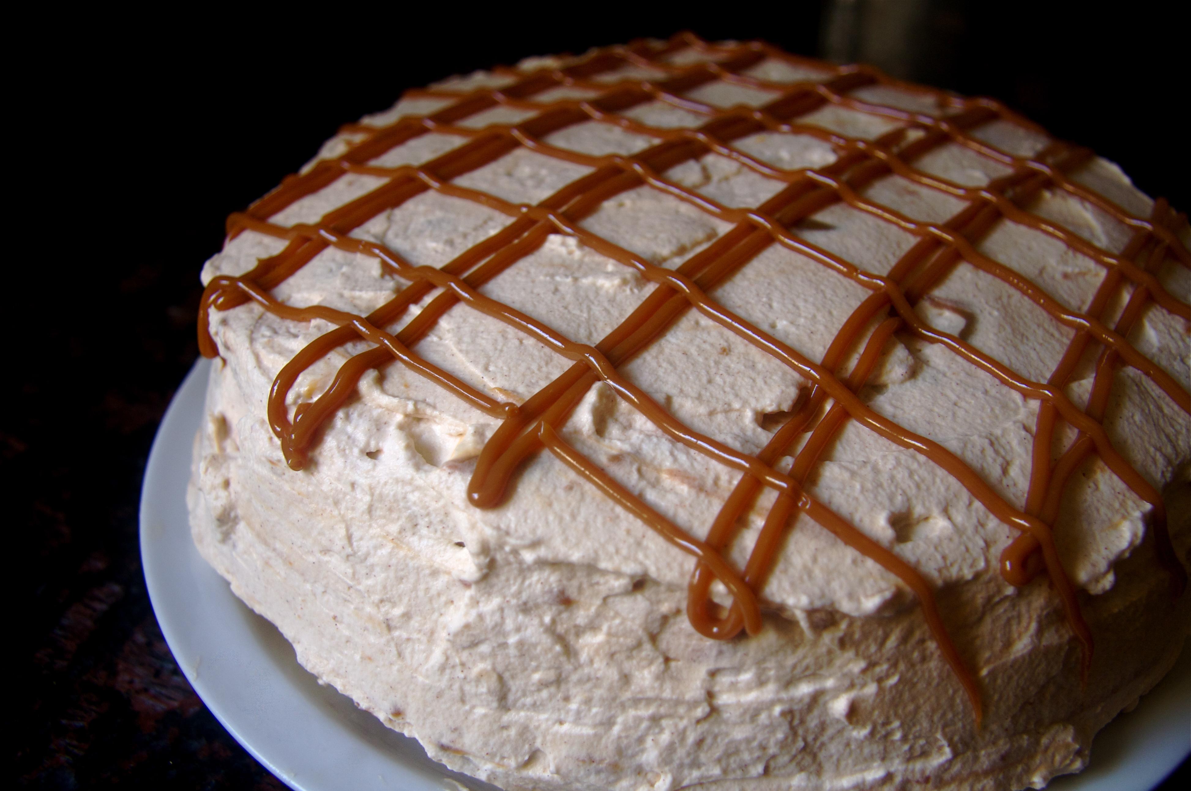 Dulce de Leche Cake | thebitesizedbaker
